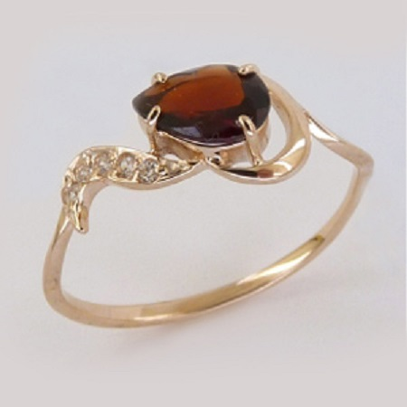 Кольца золото 585 пробы